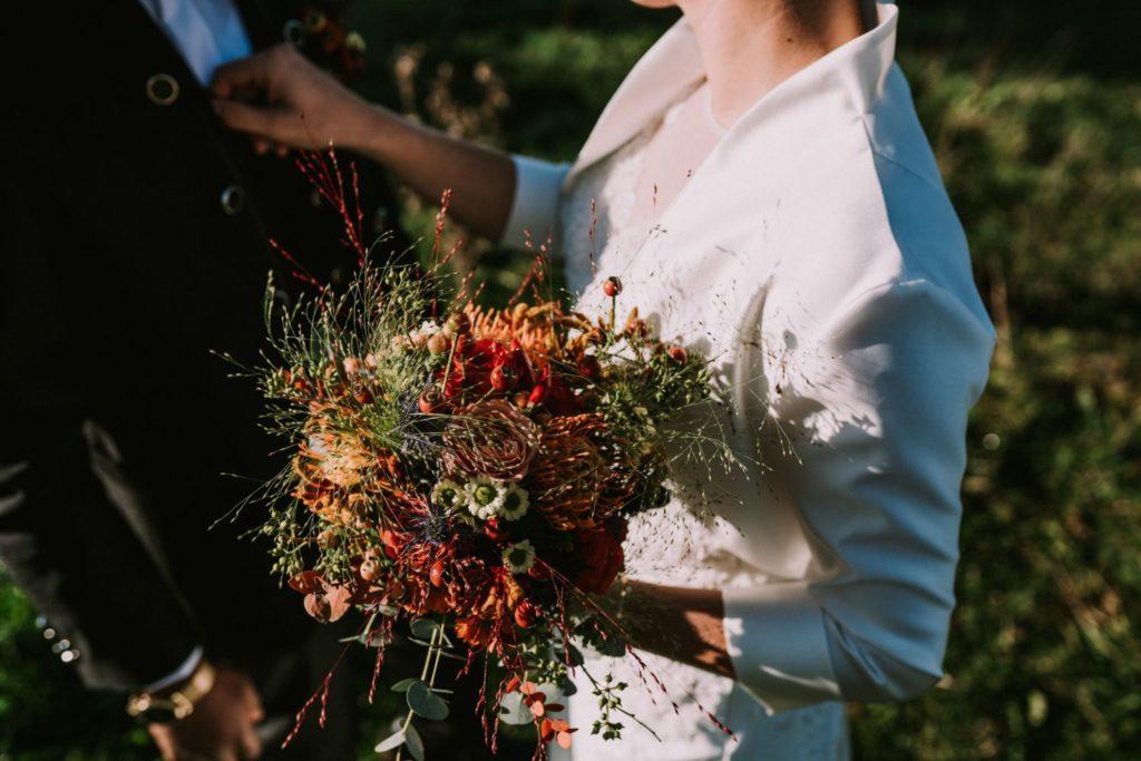 Ślub w Alpach